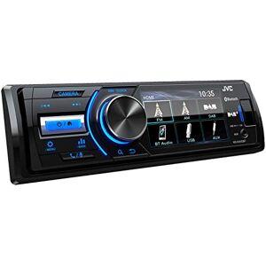 JVC Car Stereo, Black