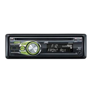 JVC KD-R312 CD/MP3/WMA Car Stereo Front Aux Input