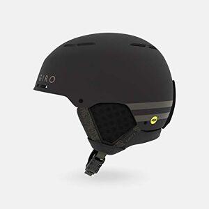 Giro Snow Giro Unisex– Adult's EMERGE Mips Ski Helmet, Matte Black/Olive, Mittelgroß