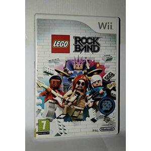 Warner Home Video - LEGO Rock Band /Wii (1 Games) (Nintendo Wii)