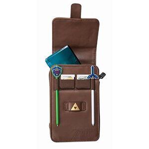 PowerA The Legend of Zelda: Adventurer's Pouch Kit (Nintendo 3DS XL/3DS/DSi XL/DSi)