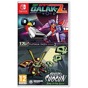 Maximum Games Galak-Z: The Void & Skulls of the Shogun: Bonafide Edition - Platinum Pack (Nintendo Switch)