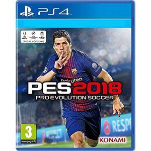 Konami Pes 2018 (PS4)