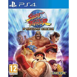 Capcom JEU CONSOLE CAPCOM STREET FIGHTER 30TH PS4