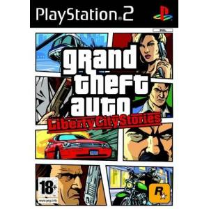 PlayStation Grand Theft Auto Liberty City Stories (PS2)