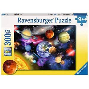 Ravensburger Pluto Solar System 300 Piece Jigsaw Puzzle for Kids and Adults Age 9 Years and Up