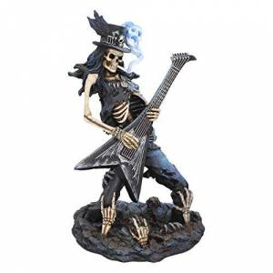 Grindstore Play Dead Ornament From Gothic And Alternative Artist James Ryman 24cm