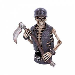 Nemesis Now Ride Out of Hell Bust James Ryman 30cm, Black