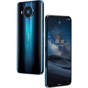 Nokia 8.3 5G 6.81 Inch Android UK SIM Free Smartphone with 5G Connectivity 6 GB RAM and 64 GB Storage (Single SIM) Polar Night