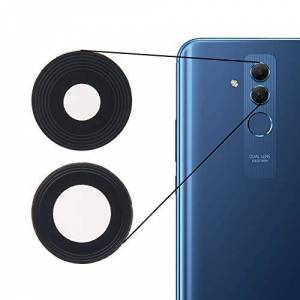 BISLINKS Replacement For Huawei Mate 20 Lite 2018 Main Back Camera Lens Glass Cover + Adhesive Tape