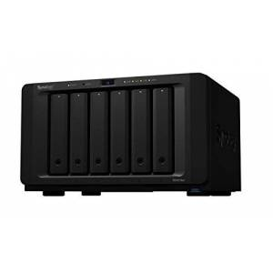 Synology DS3018XS 60 TB 6 Bay NAS Solution Installed with 6 x 10 TB Seagate IronWolf Drives