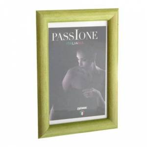 Dorr 8x6 Guidi Glossy Wooden Photo Frame - Green