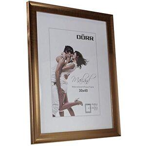 Dorr Mailand Dark Effect Photo Frame, Gold, 35 x 2 x 45 cm