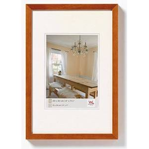 Walther Peppers BP050P Wooden Picture Frame, beech, 40 x 50 cm