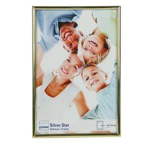Dorr Silverstar Toskana Glossy 6x4 Photo Frame - Gold