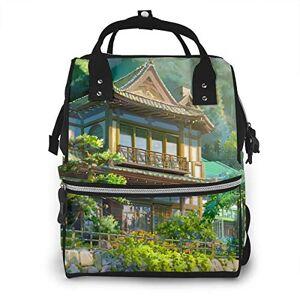 Vdaras Your Name Kimi No Na Wa Fashion Nappy Bags Mummy Backpack