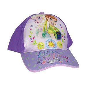 Gorra Infantil Frozen Cappello Bambina in cotone con visiera Frozen tg. 54 cod: 946 Viola