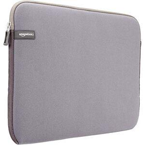 Amazon Basics 15-Inch to 15.6-Inch Laptop Sleeve - Grey