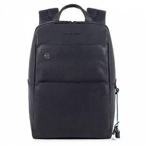 Piquadro Black Square 15'' Laptop-Rucksack blue_blue x