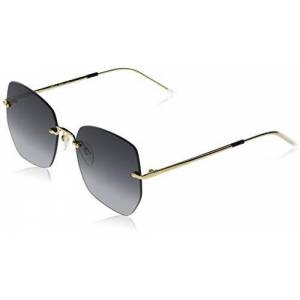 TOMMY HILFIGER Women's TH 1667/S Sunglasses, Pink Gold, 57