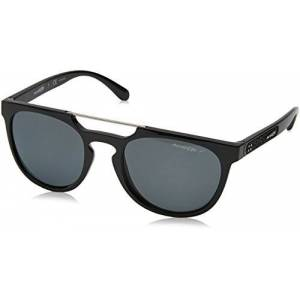 Arnette Men's 0AN4237 41/81 52 Sunglasses, Black/Polargrey