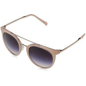 Michael Kors Women's ILA 324636 50 Sunglasses, Milky Pink/Greyrosegradient