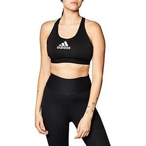 adidas Women's DRST Ask Bra Sports, Black, S
