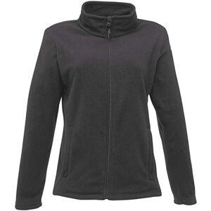 Regatta Womens/Ladies Full-Zip 210 Series Microfleece Jacket (18) (Seal Grey)