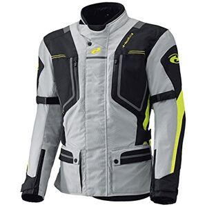 Held Textile Jacket Held Zorro Grey/Neonyellow Xl