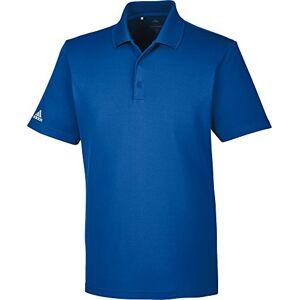 adidas Men's Performance Polo Shirt, Navy blue, S