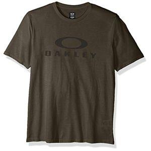 Oakley Men's O BARK Shirt, Dark Brush, XL