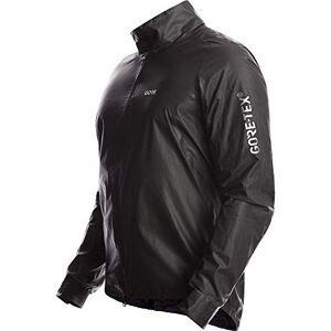 GORE WEAR Men's C5 Gore-TEX SHAKEDRY 1985 Jacket, Black, S
