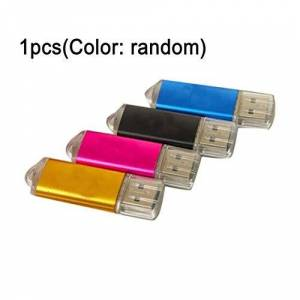 yaoyan Creative Mini Portable USB Flash Drive 1MB 128MB 256MB 2G 4G 8G 16G 32G Memory Stick U Disk - Random