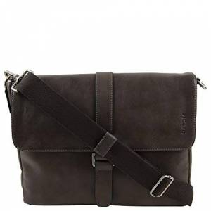 Picard Messenger Bag Flap Buddy Leather 26 x 329 x 7 cm (H/B/T) Men Briefcases (4850)