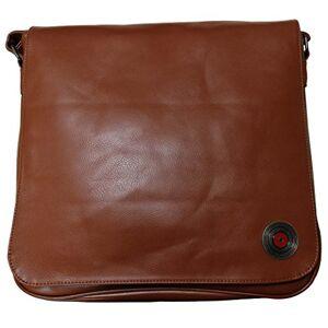 Vinyl Pod - Premium Tan Record Bag