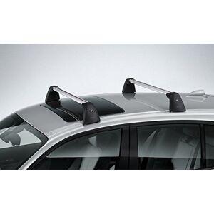 BMW Genuine Aluminium Lockable Roof Bars Rack F20 F21 Gen 2 82712361813