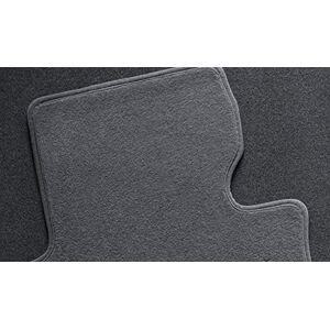 BMW Genuine Carpet Floor Mats Velours Front + Rear Set Grey E60 E61 51479117178