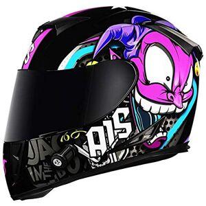Nbhuyt Helmet Electric Car Motorcycle Battery Locomotive Helmet Summer Sunscreen Full Face Helmet Bluetooth Personality NBHUYT (Color : No Bluetooth)