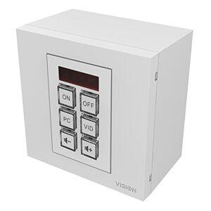 Vision TC3-CTL Universal Remote Control - White