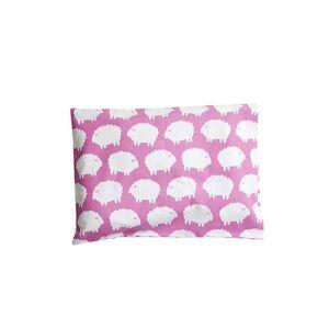 Farg Form Lamb Children Pillowcase (Pink)