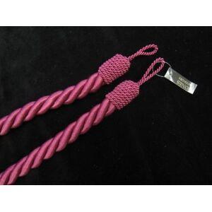jones Reef Twisted Rope Tiebacks (Cerise)