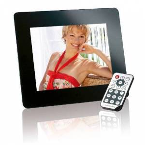 Intenso 3916800 8 inch MediaDirector LCD 800 x 600 Resloution Digital Photo Frame