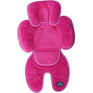 Bo Jungle B-Snooze 3-in-1 Full Body and Head Support Pillow, Pink