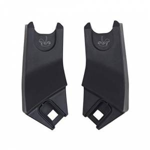 Bumprider Connect Car Seat Adapters Black