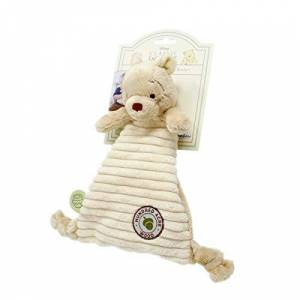 Winnie The Pooh Rainbow Designs - Hundred Acre Wood - Baby Comfort Blanket, 200 g,RBD-TOY44