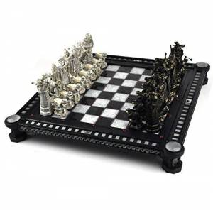 Noble The Noble Collection The Final Challenge Chess Set Harry Potter