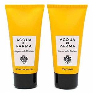 Acqua di Parma Colonia Set 1 x Bath & Shower Gel 75ml, 1 x Body Cream 75ml