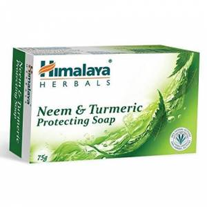 Himalaya Protecting Neem and Turmeric Soap (3 x 75gms)