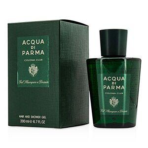 Acqua di Parma Gel de ducha y champ Colonia Club, 200 ml