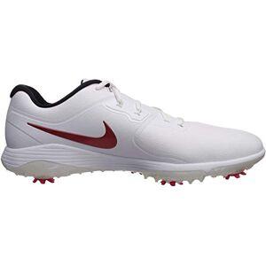 Nike Men'S Vapor Pro Golf Shoes, Multicolour (White/university Red/black 000), 8 Uk